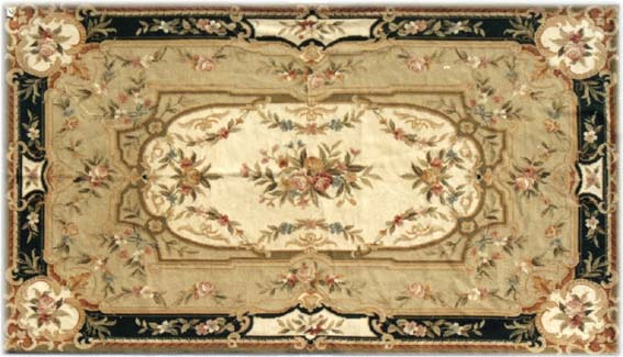 portuguese needlepoint rugs dm006b