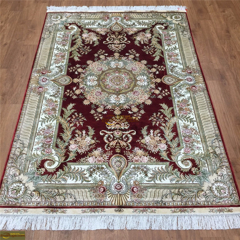 4x6 silk rugs4