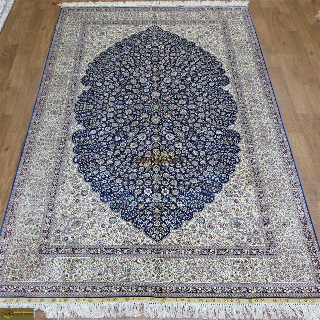 5.5x8 silk rugs13