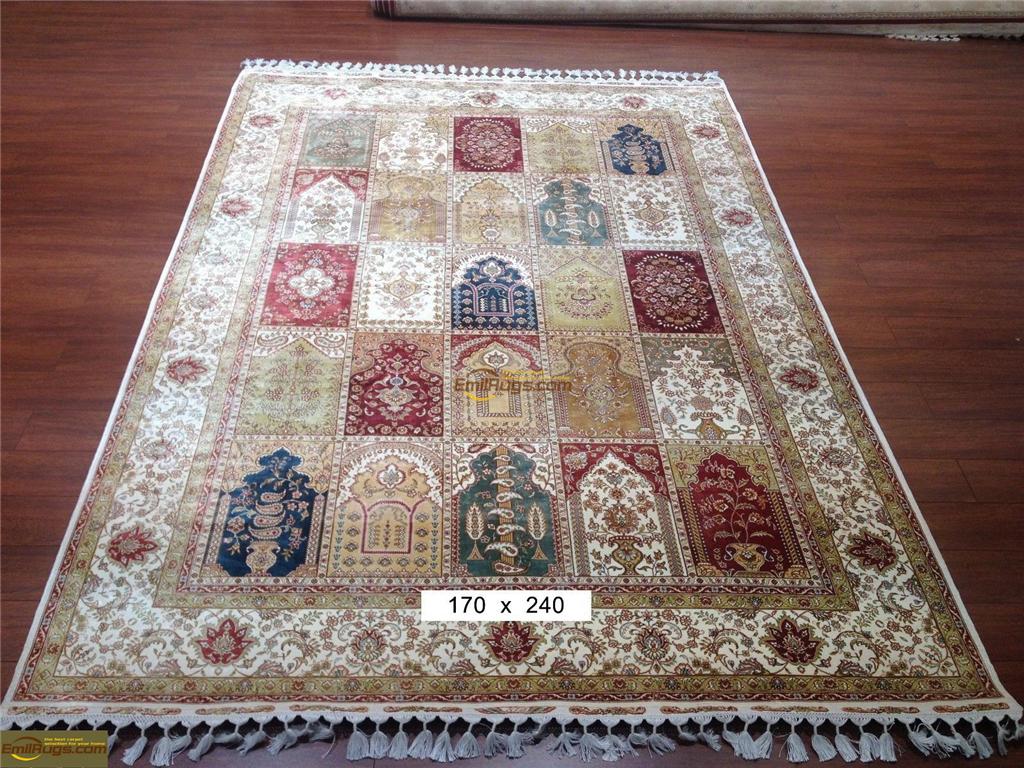 5.5x8 silk rugs14