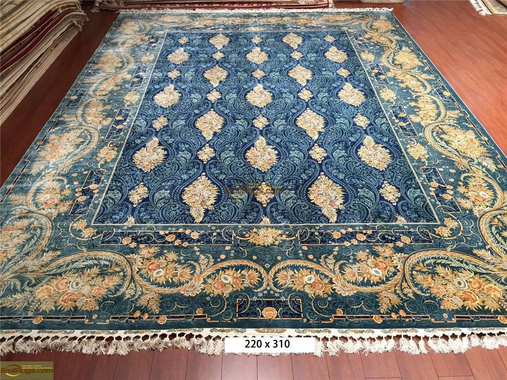 8x10 silk rugs9