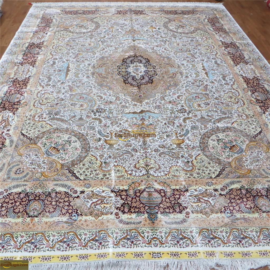 9x12 silk rugs2
