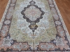 silk rugs 6x91