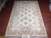 silk rugs 6x96