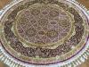 silk rugs round4