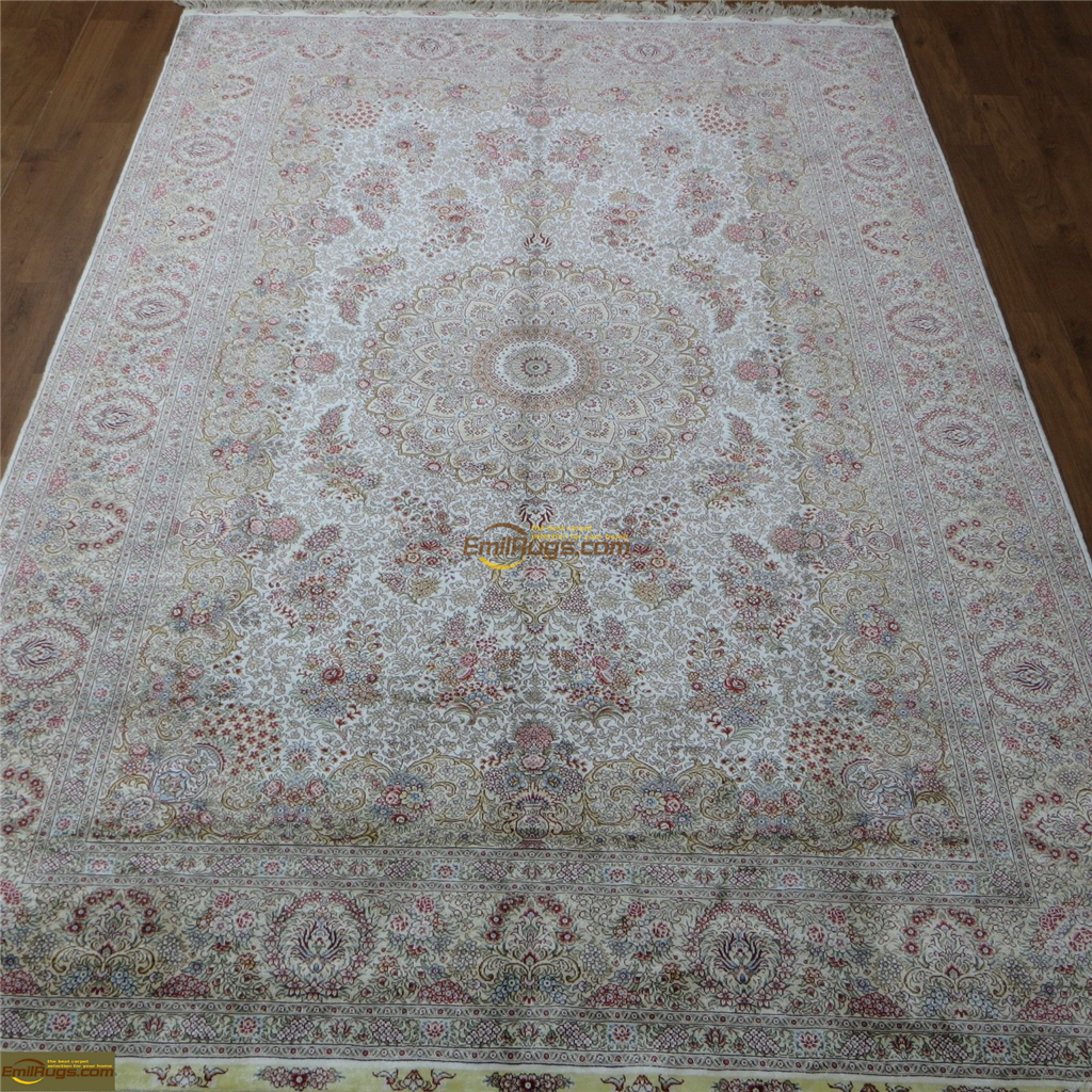 silk rugs 6x928