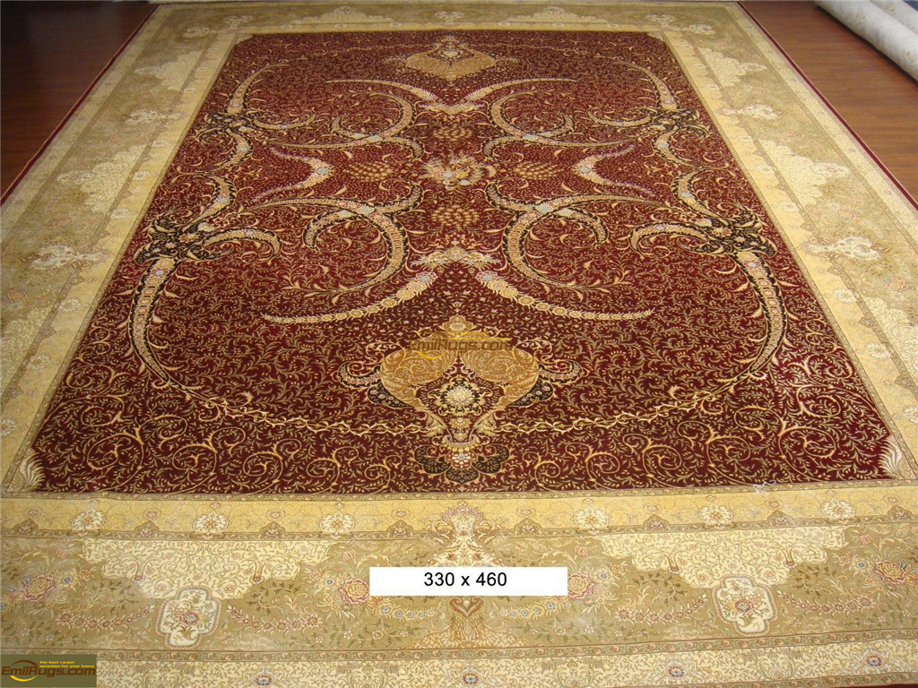 silk rugs large size1