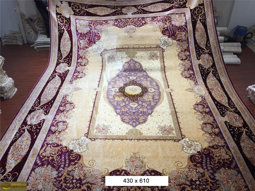 silk rugs large size3