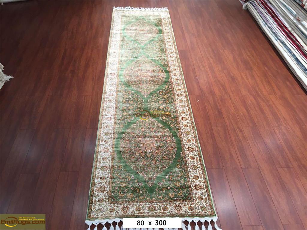 silk rugs runner2